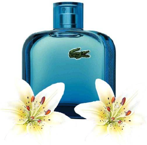 лакост мужской парфюм зеленый и белый